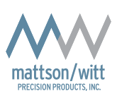 Mattson/Witt Precision Products, Inc. Logo