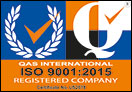 ISO 9001:2015 Registered